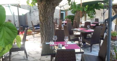 Photo ads/1314000/1314593/a1314593.jpg : fond de commerce restaurant chambres d hotes