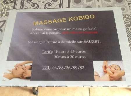 Photo ads/1476000/1476335/a1476335.jpg : Massage kobido