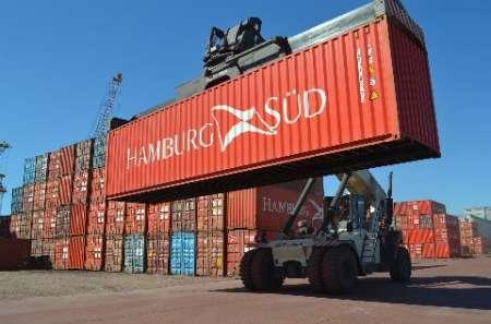 Photo ads/1502000/1502635/a1502635.jpg : Containers maritimes de 2m à 13,70m Hamburg Süd