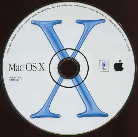 Photo ads/1519000/1519769/a1519769.jpg : coffret Apple mise à jour  CD OS10.03  et   cd 9.2