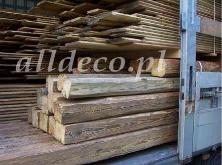 Photo ads/575000/575366/a575366.jpg : poutre, chevron en vieux bois de Pologne