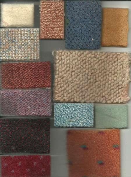 Photo ads/781000/781399/a781399.jpg : Confectionnez votre patchwork en moquette !